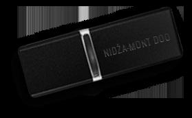 Nidža Mont USB